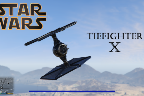 Star Wars TIE FIGHTER X [Add-On]