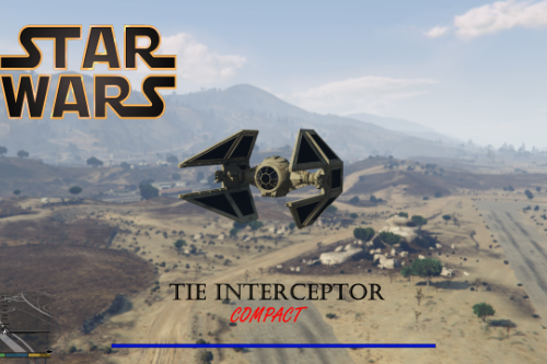 Star Wars TIE INTERCEPTOR Compact [Add-On]