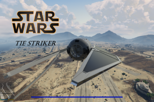 Star Wars TIE STRIKER [Add-On]