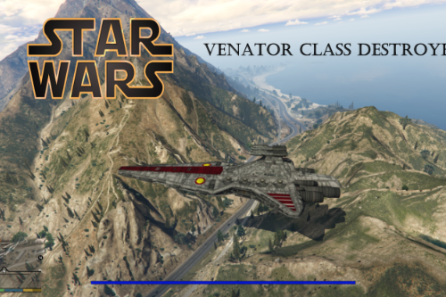 Star Wars VENATOR CLASS DESTROYER [ADD-ON]