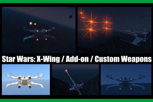 Star Wars: X-Wing [Add-on]