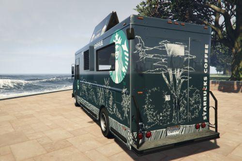Starbucks Vehicles [Add-On | Liveries]