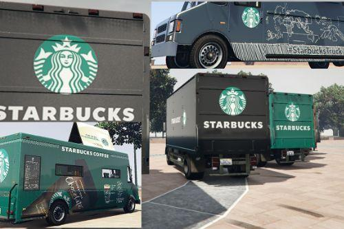 Starbucks Vehicles [Add-On | Liveries]