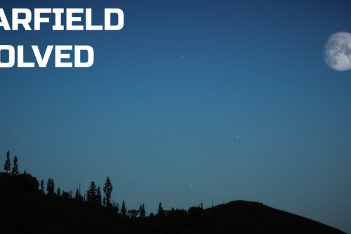 Starfield Evolved: Make Starfield great again