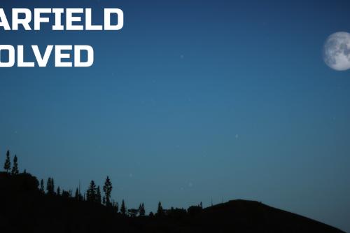 Starfield Evolved: Make Starfield great again