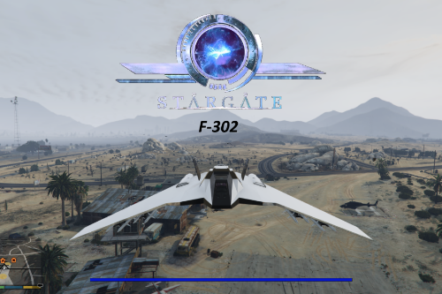 Stargate F302 [Add-On]