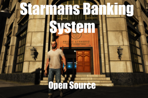 Starmans Banking System [.NET]