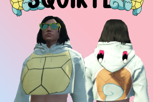 Pokemon Starters and Snorelax texture pack MP Female
