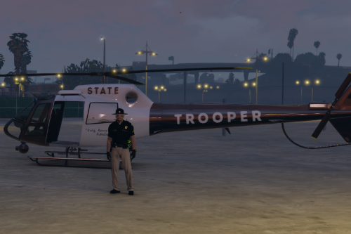 Cd94a1 trooper