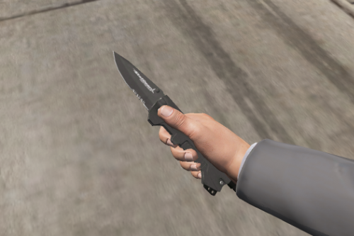 StatGear Folding Knife [Animated]