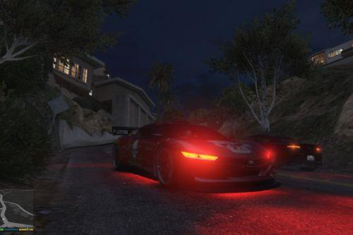 STCE Jester Liveries + Red lights + Bruce Almighty Horn