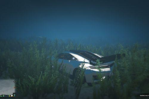 Sticky/Underwater Cars
