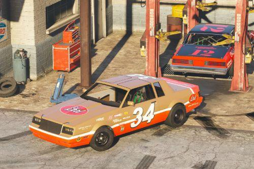 Stock Car Pack [Add-On]