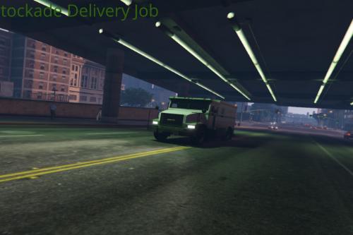 Stockade Delivery Job