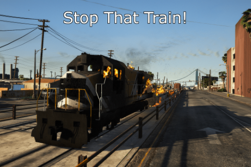 Stop That Train! [ASI]