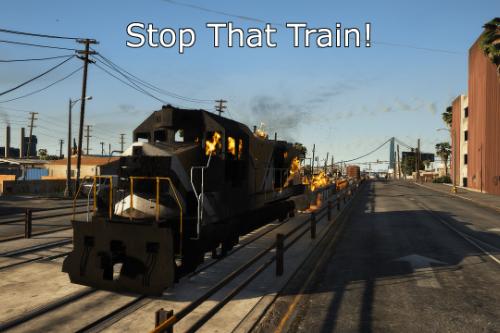 Stop That Train! [ASI]