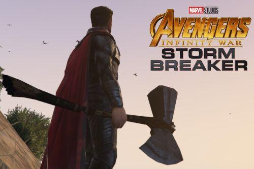 Storm Breaker (Thor's Infinity War weapon)