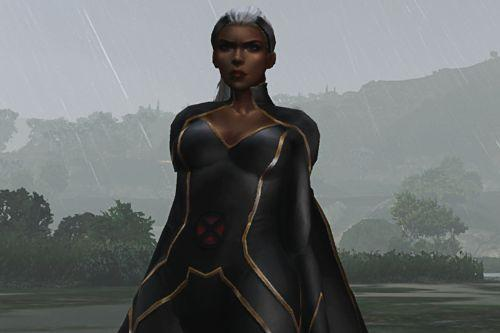 Storm (X-Men Red) [Add-On Ped]