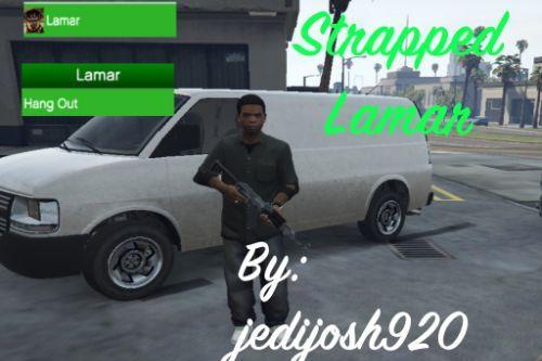 Strapped Lamar
