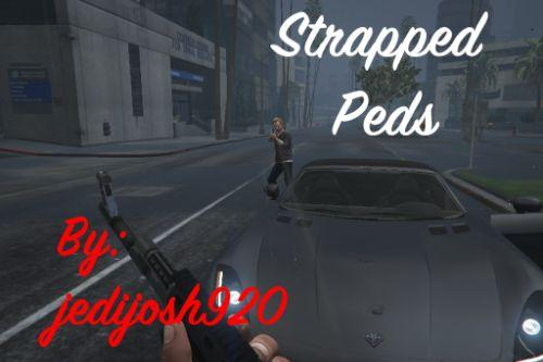 Strapped Peds