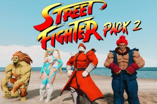 Street Fighter Pack 2 [Add-On]