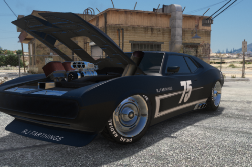 Street Mod Deviant [Replace / FiveM | Tuning]