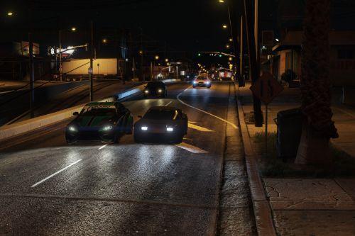 Street Races [Menyoo] [ARS]