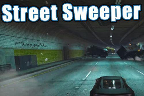 3ea606 streetsweeper