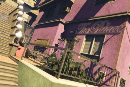 Strip club THE PALACE [Menyoo + Map Builder]