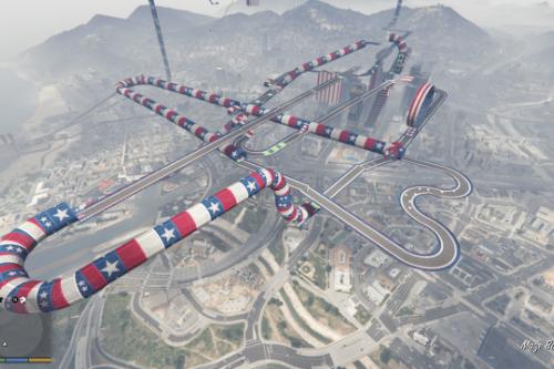 Stunt&Race Circuit Big Circuit