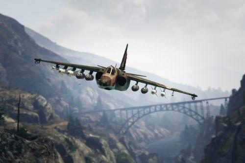 Su-25  [Add-On / Replace]