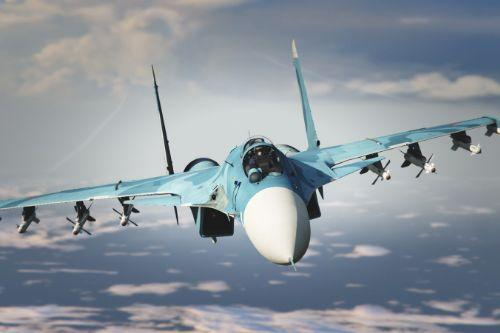Su-33  [Add-On / Replace]