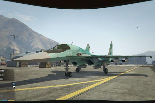 SU-34 [Add-On]