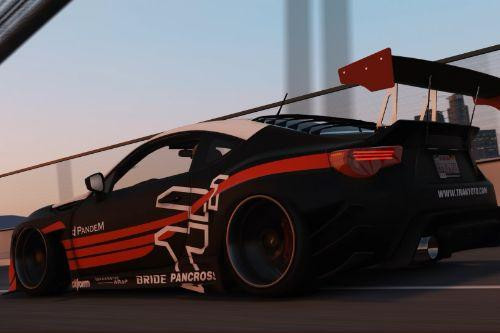Subaru BRZ Rocket Bunny V3 [Add-On / Replace | Livery]