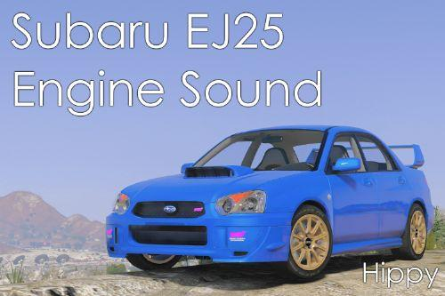 Subaru EJ25 Engine Sound