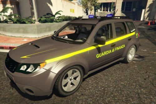 Subaru Forester Guardia di Finanza | Reskin [ELS]