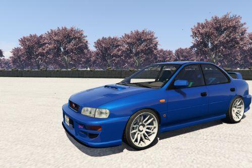 Subaru Impreza GT 1998 - 2000 [Add-On / Replace]