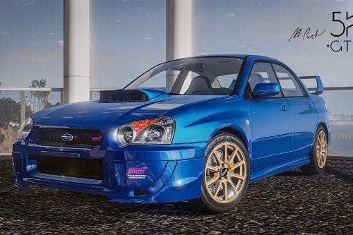Subaru Impreza WRX STI 2004 [Add-On | Tuning]
