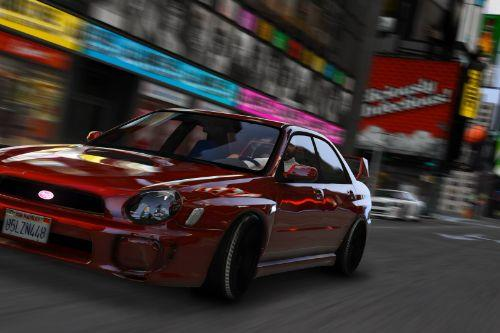 Subaru STI 7 [ Add-On / Replace ]