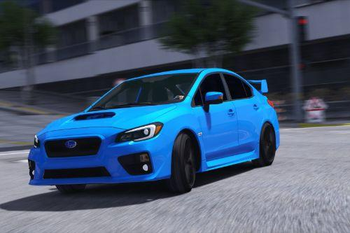 Subaru WRX STi 2017 [Replace]