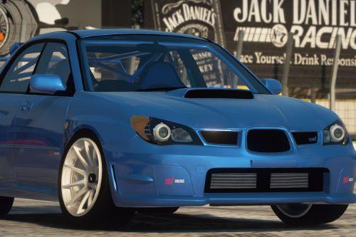 Subaru WRX STI Hawkeye Street/Track [Add-On / FiveM | Tuning]