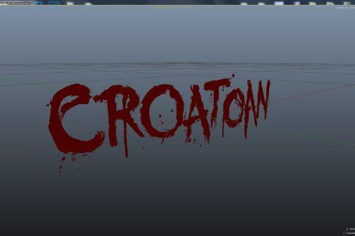 Sucrocorp & Croatoan text (SUPERNATURAL)[Add-on]