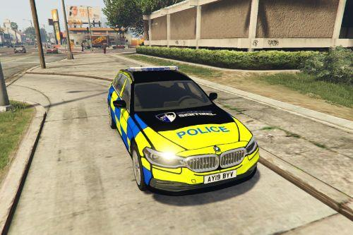 Suffolk Police Operation Sentinel BMW 5 Series [Skin]