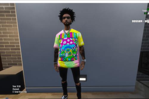 sugar hill shirts for SP/FIVEM