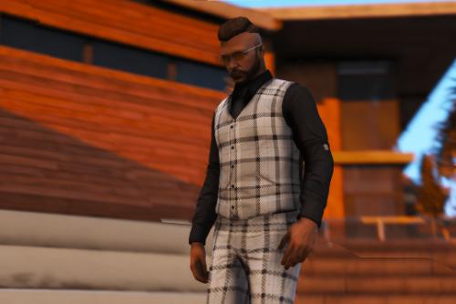 Suit Vest and Pants for MP Male [SP / FiveM]