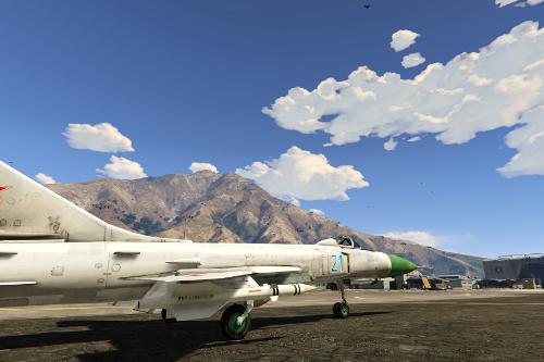 Sukhoi SU-15 [Add-On]
