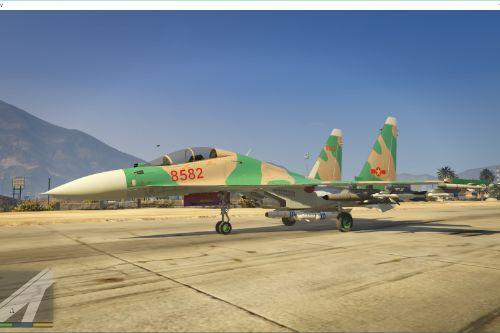 Sukhoi Su-30MK2V [Add-On]