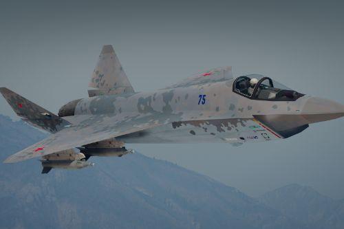 Sukhoi Su-75 Checkmate [Add-On]