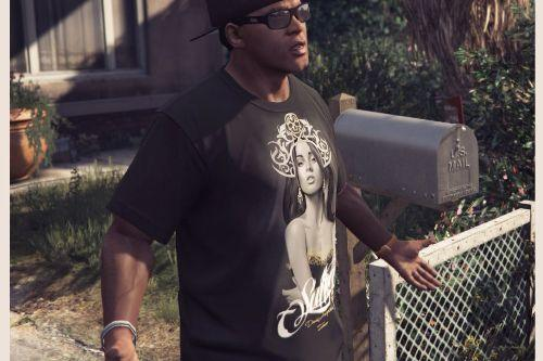 Sullen Clothing T-Shirt for Franklin