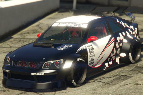 Sultan RSV8 MK2 Livery Invetero Racing